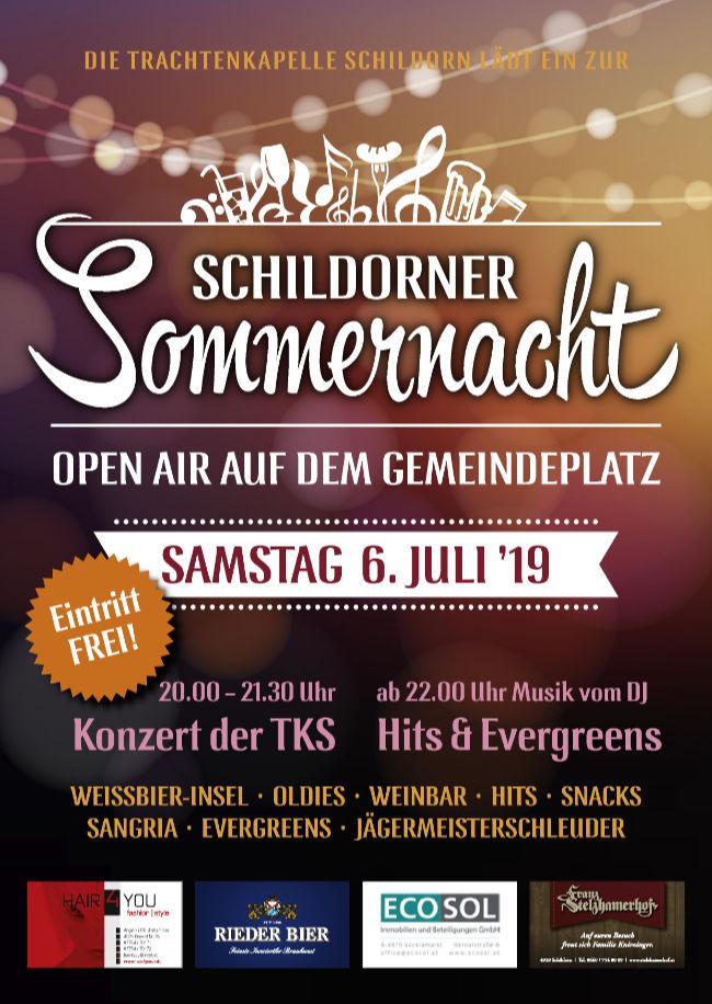 Schildorner Sommernacht 2019